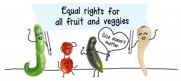 Третина продуктів у світі викидається, і практично половина з них - це фрукти та овочі