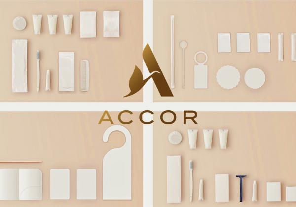 Accor Hotels Group відмовиться від одноразового пластику до 2022 року