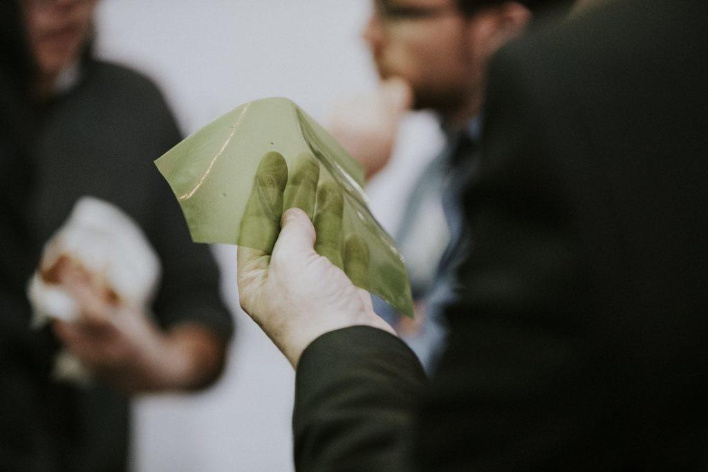 Біорозкладний пластик із ракоподібних