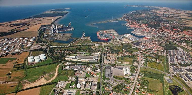 Індустріальний парк у Данії функціонує за моделлю кругової економіки