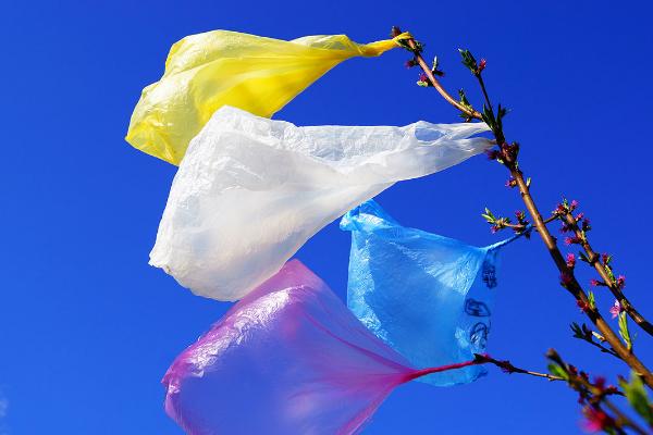 """Проект Закону України """"Про обмеження розповсюдження пластикових пакетів через роздрібні торговельні мережі на території України"""""""