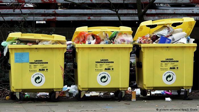 Переробка пластикових відходів у Німеччині: міфи, реалії та перспективи