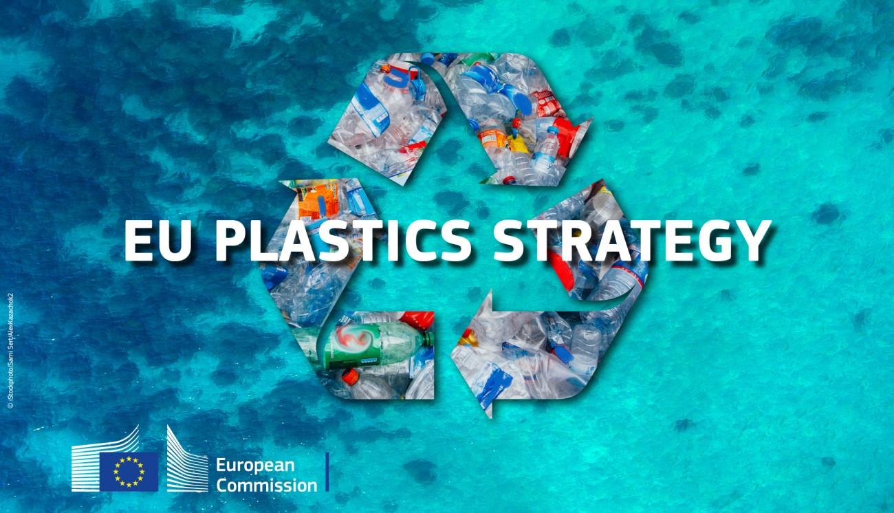 Європейська Стратегія щодо пластику в круговій економіці